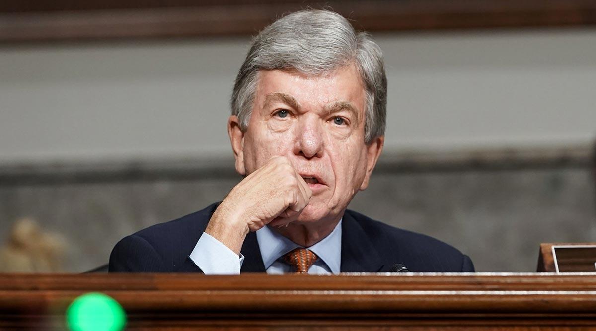 Republican Sen. Roy Blunt