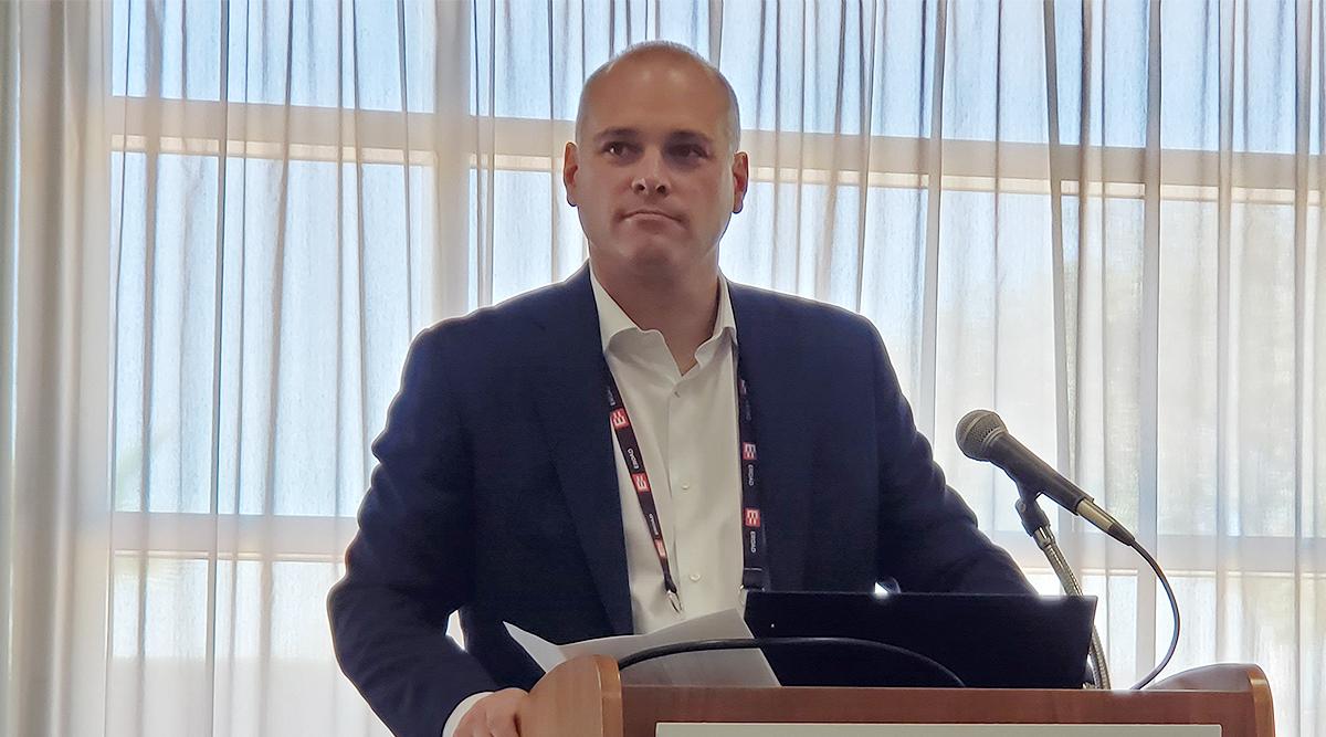 E-Smart's Matthew Boivin