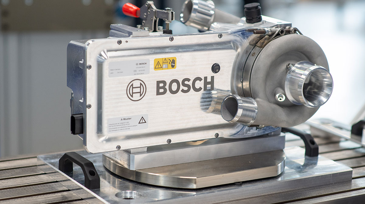 Bosch air compressor