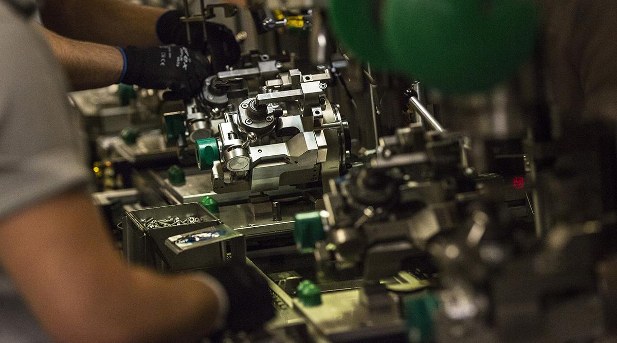 Bosch diesel engine factory