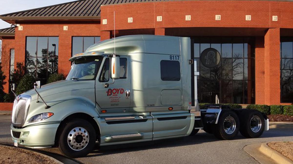 Boyd Bros. Truck