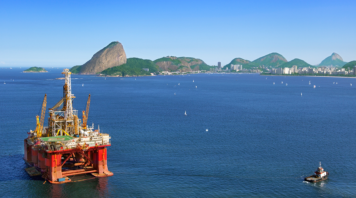 Brazil oil auction raisesa 'disappointing' $17bn