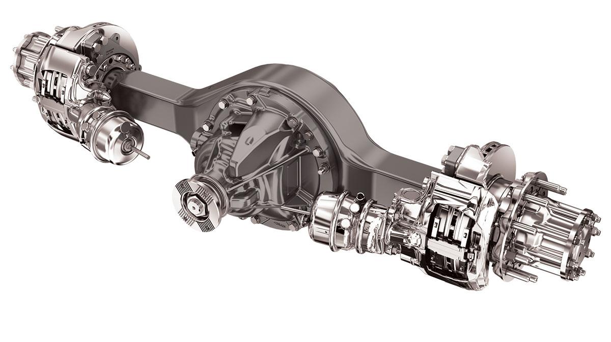 Single axle