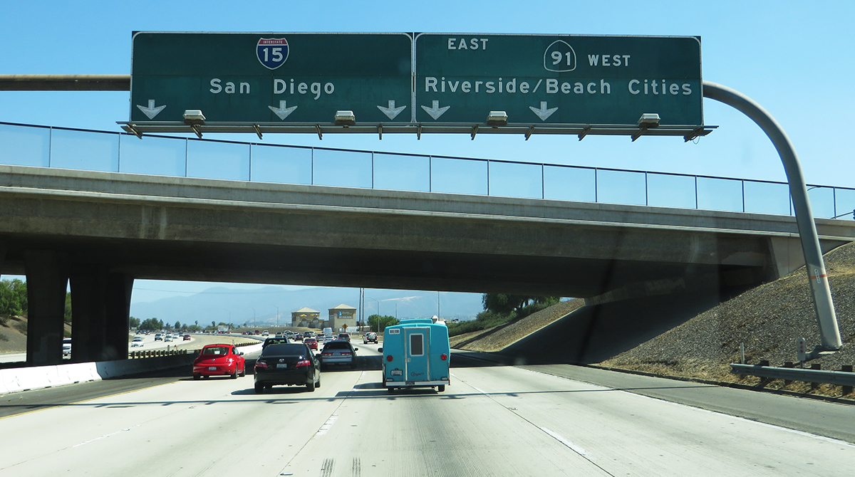 California State Route 91