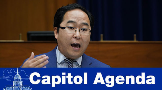 Rep. Andy Kim of New Jersey
