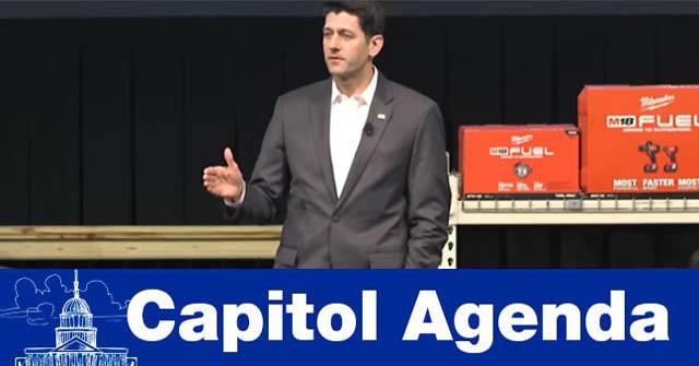 Speaker of the House  Paul Ryan