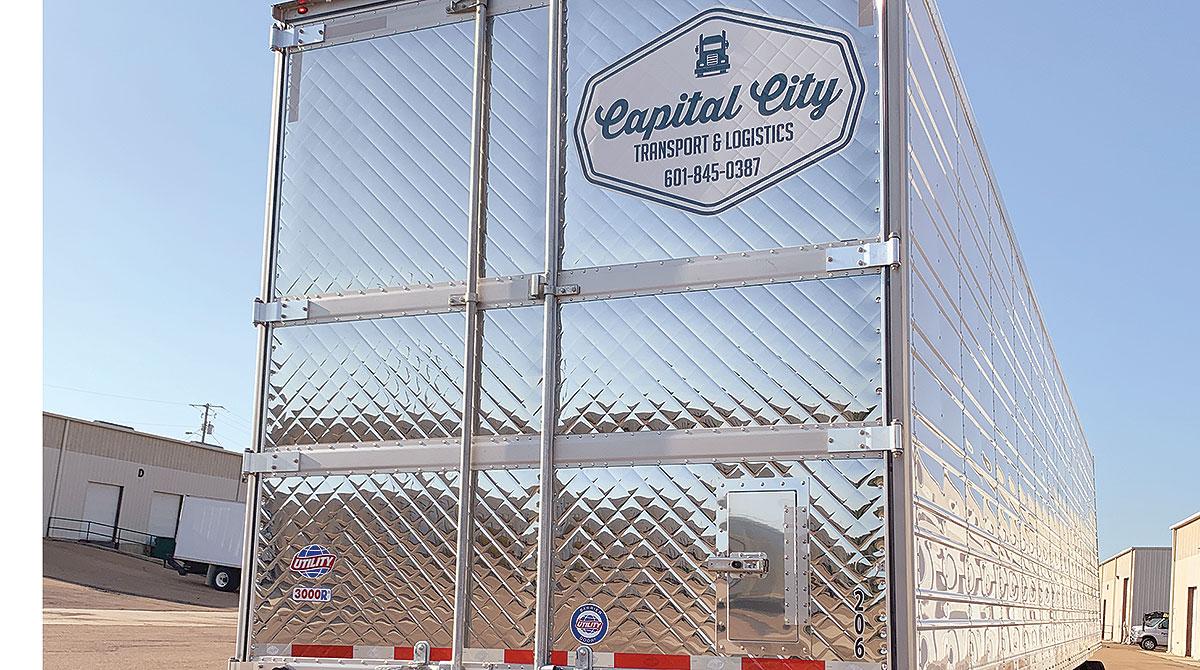Capital City trailer