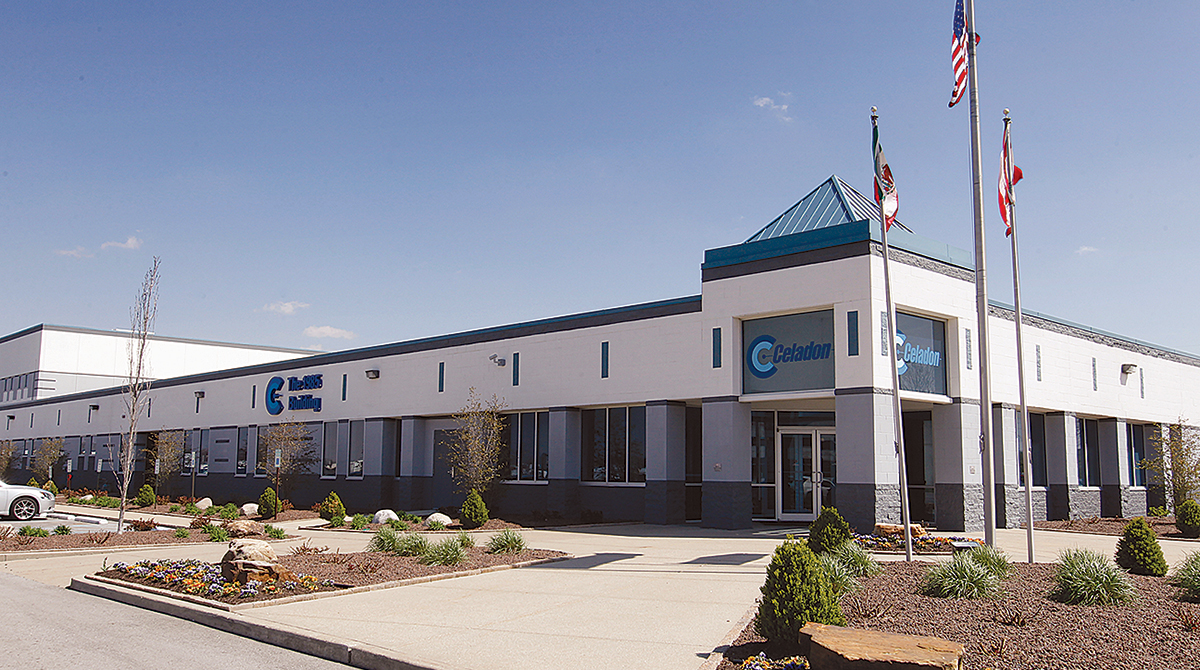 Celadon headquarters