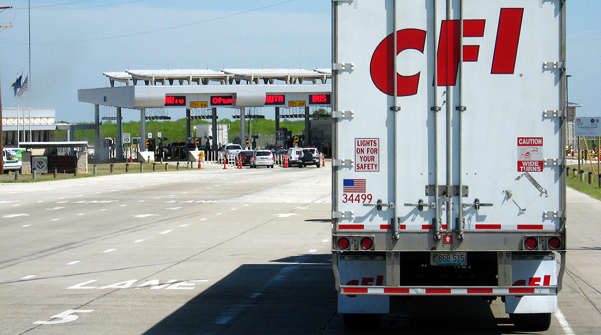 CFI trailer
