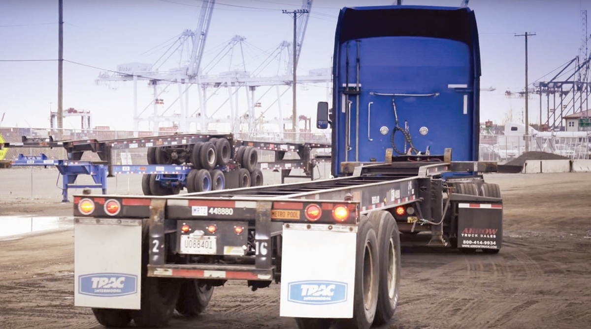 Trac Intermodal Raising Fees Jan 1 To Fund Chassis