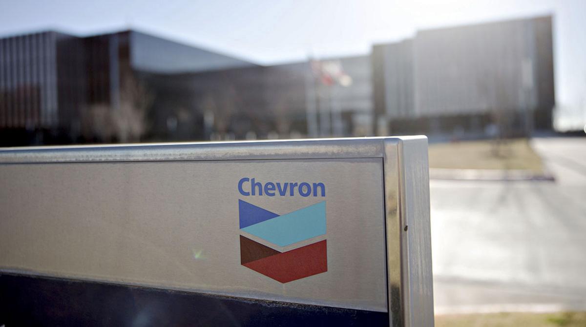 Chevron building