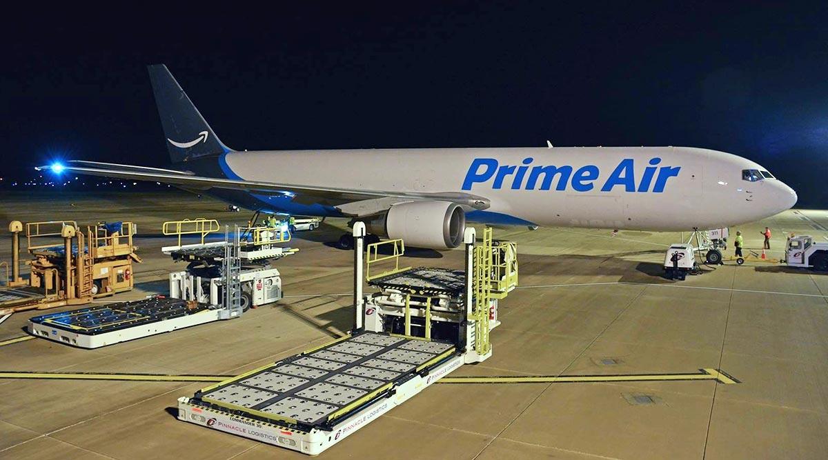 Amazon Airplane