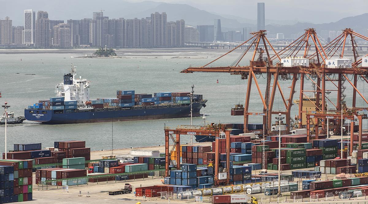 China isn't planning immediate retaliatory tariffs