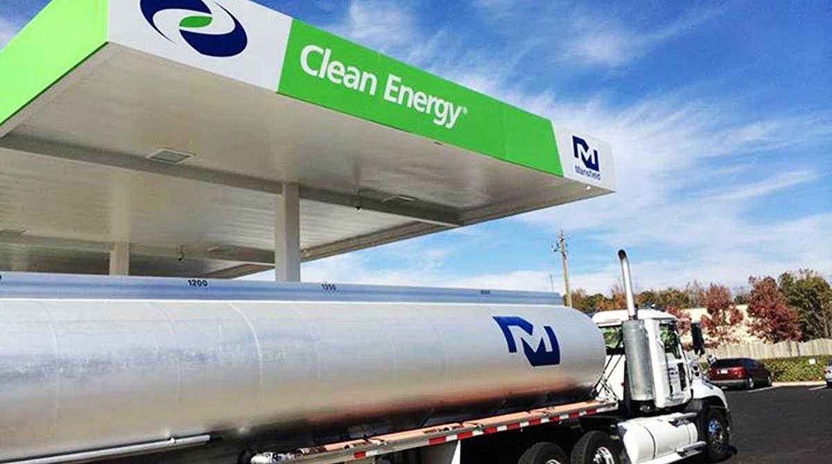 Clean Energy fueling