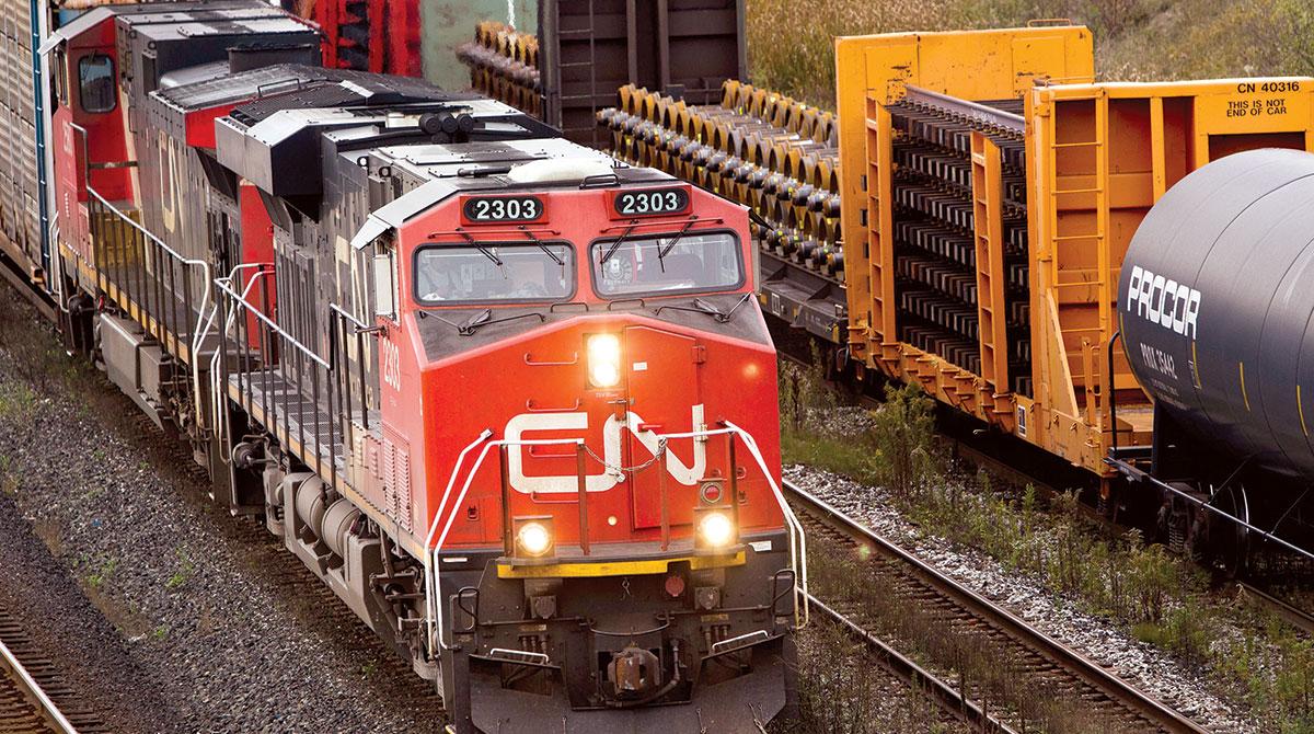 Canada Railway