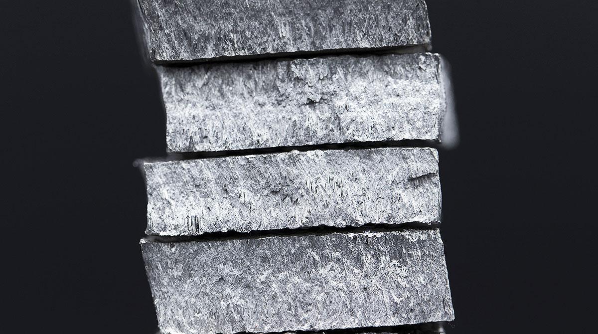 Cut cobalt cathodes