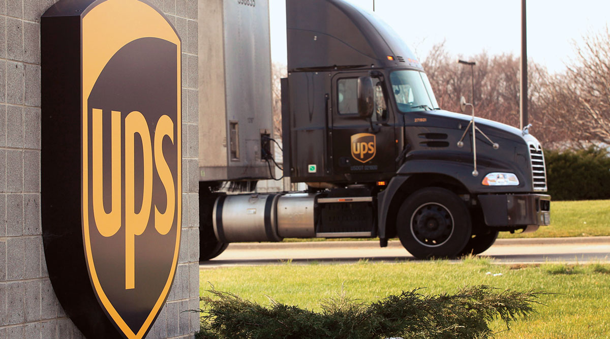 UPS, which ranks No. 1 on the for-hire list, recently sold its LTL division UPS Freight to TFI.