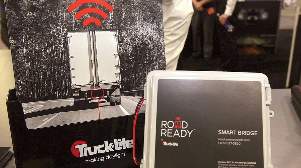 Truck-Lite trailer technology