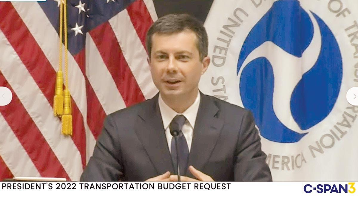 USDOT Secretary Pete Buttigieg