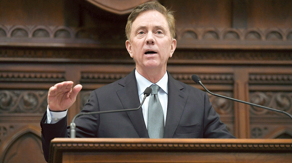 Connecticut Governor Ned Lamont is rethinking transportation funding.