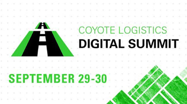 Coyote Logistics Digital Summit logo