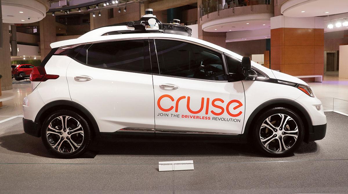 Cruise vehicle