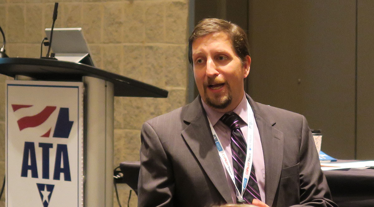 FMCSA's Joe DeLorenzo