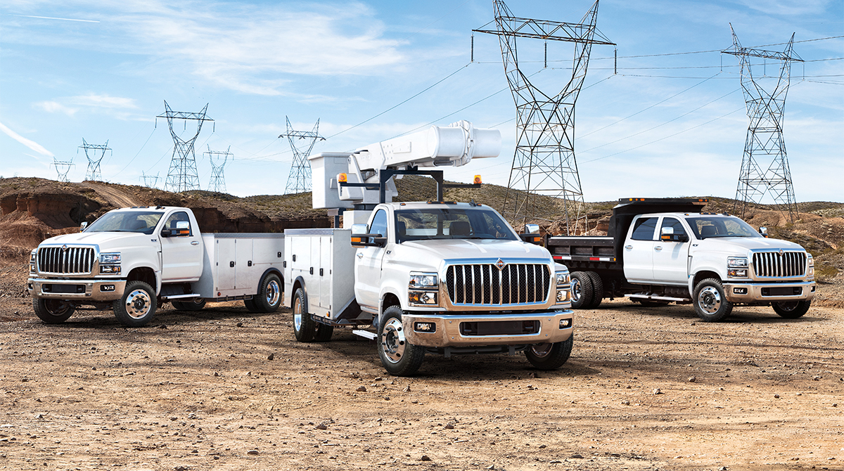international extends commercial truck lineup with classes