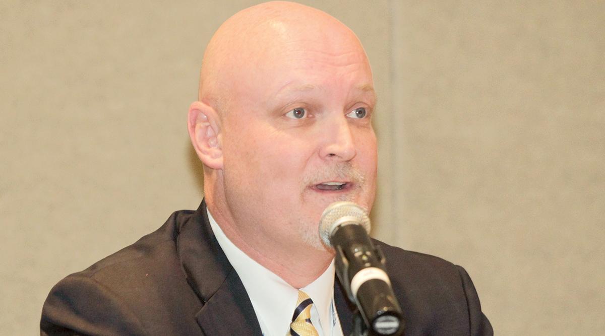 CVSA Executive Director Collin Mooney