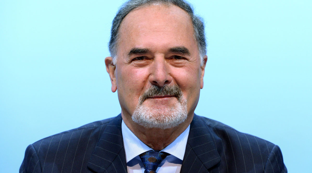 Bernd Pischetsriede is the former CEO of BMW AG and Volkswagen AG. (Christof Stache/AFP/Getty Images)