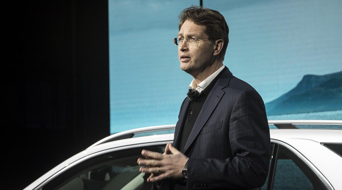Daimler AG CEO Ola Kallenius