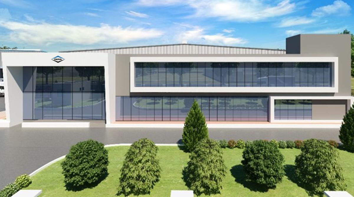 Dana facility Pune India