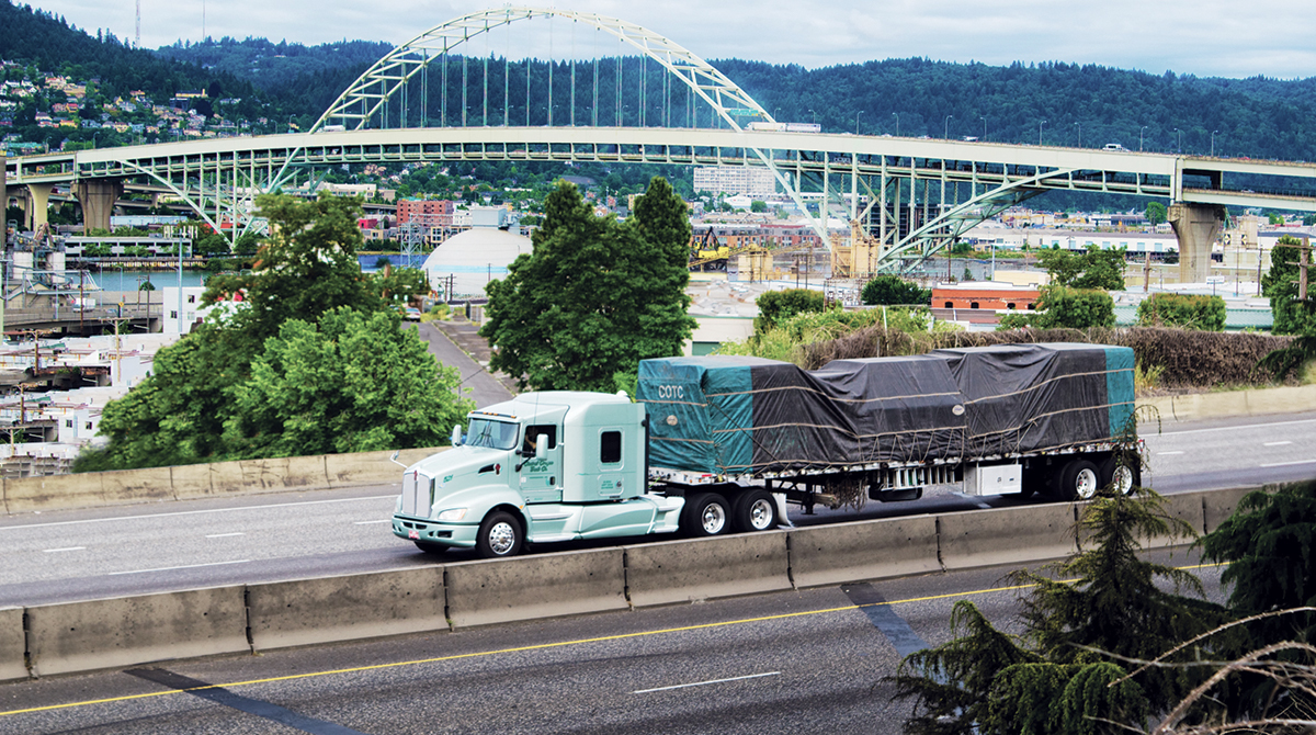 Central Oregon Truck