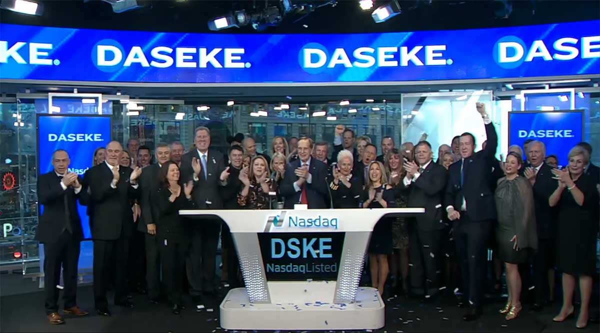 Daseke went public on the Nasdaq last winter