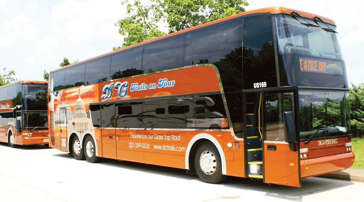 D.C. Trails bus