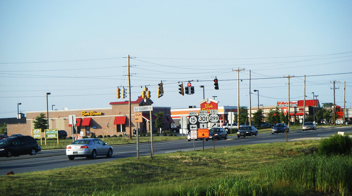 U S  301 Toll Road Through Middletown, Del , Nearly Ready