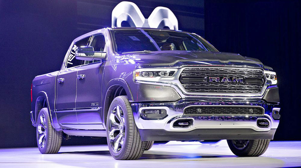 2019 Dodge Ram 1500 Limited pickup truck