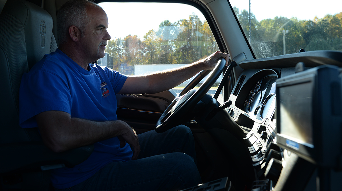 Bls Report Covers 2016 Truck Driving