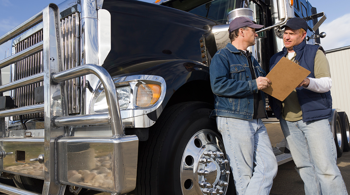 Two Trucking Associations Challenging 'ABC' Contractor Test in