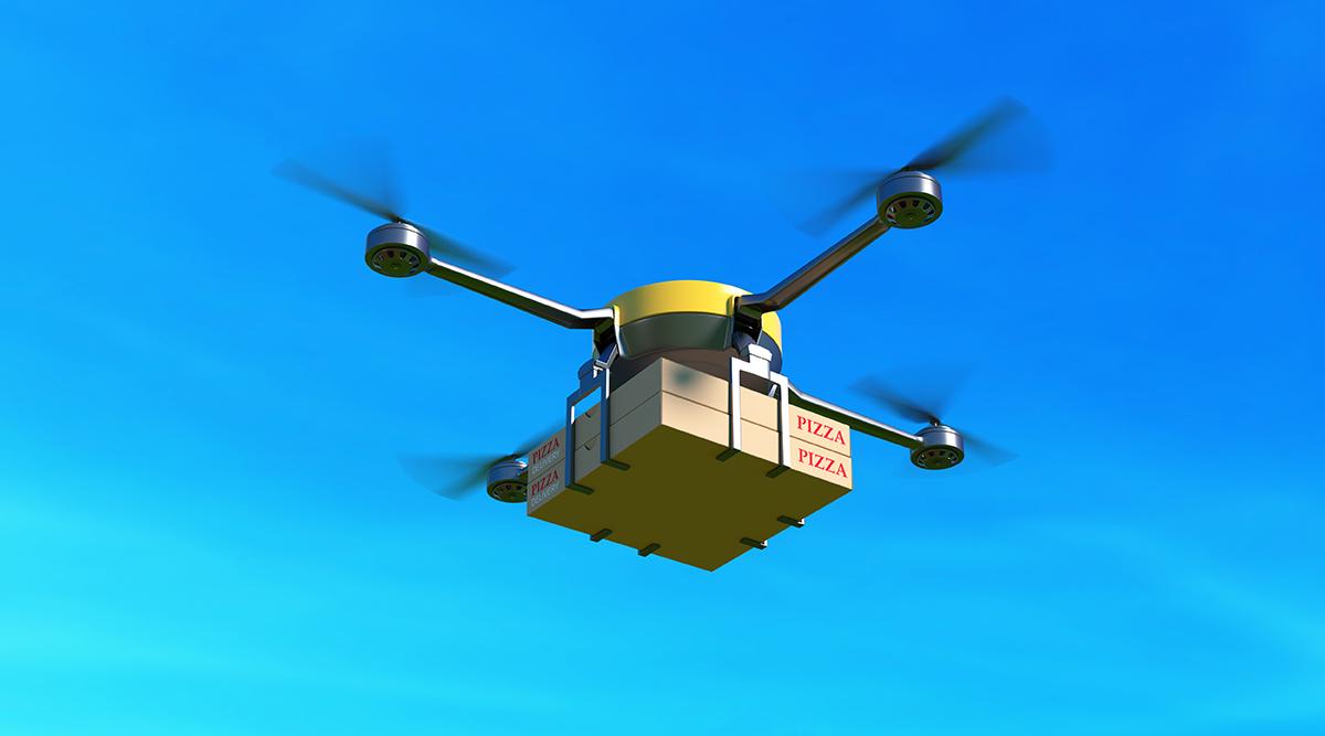 """Résultat de recherche d'images pour """"uber drone food"""""""