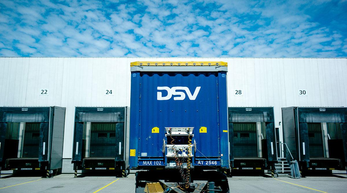 DSV Truck