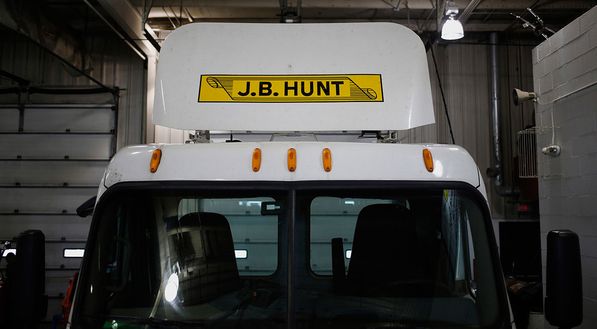 J.B. Hunt Transport Services