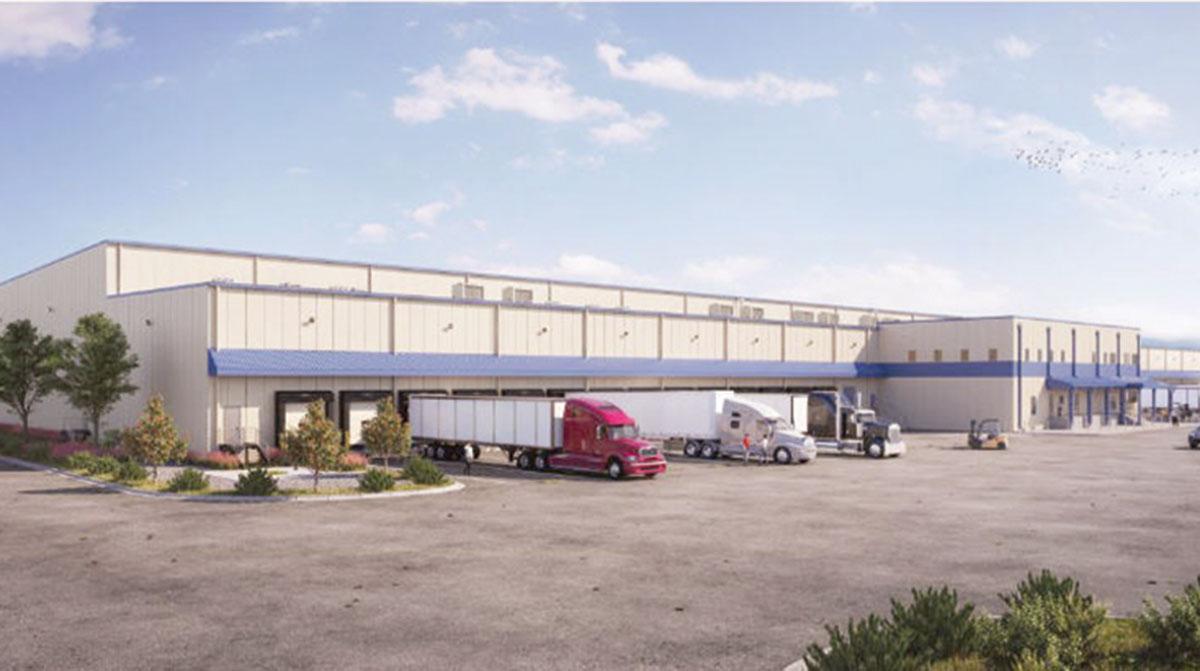 Amercold warehouse