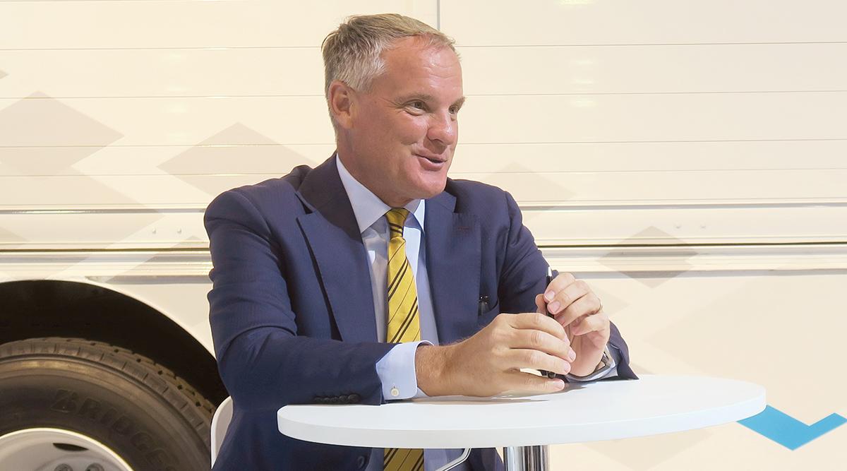 Dana Chairman and CEO James Kamsickas