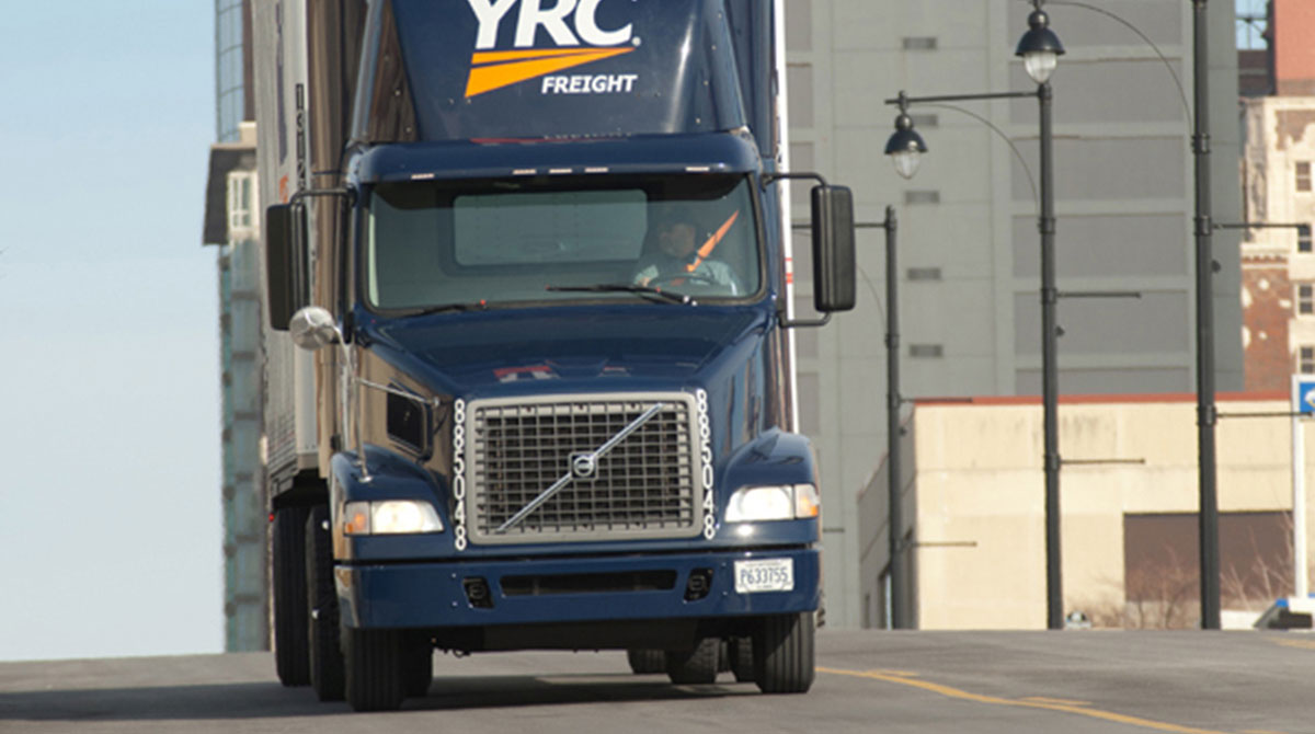 YRC Worldwide Reports First-Quarter Loss | Transport Topics