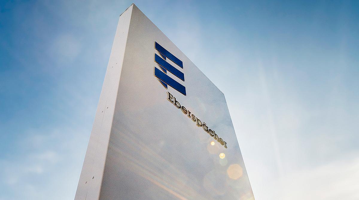 Eberspaecher headquarters in Esslingen, Germany