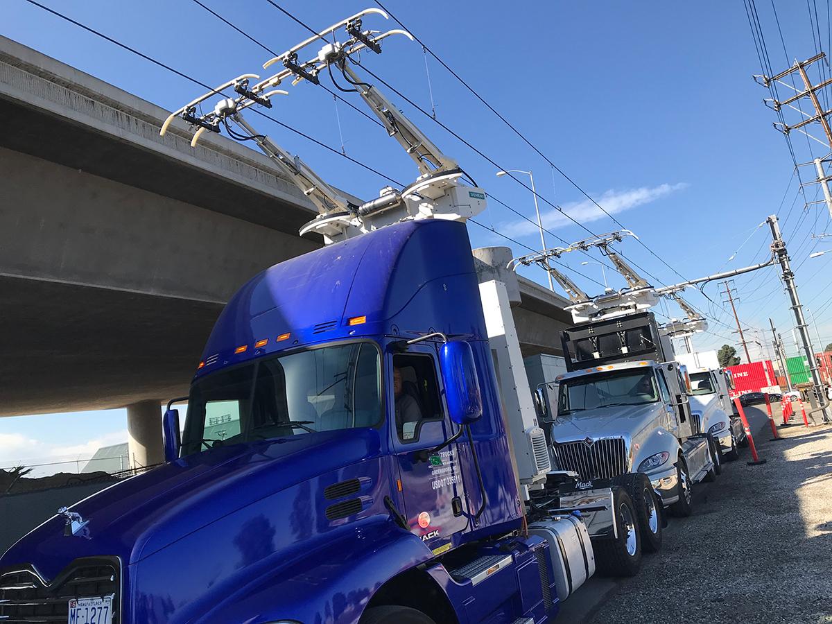 Siemens-sponsored port e-highway