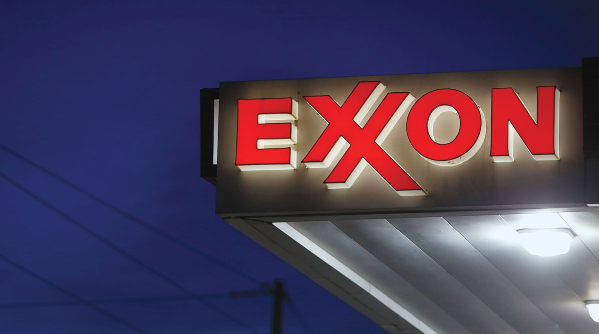 Exxon's Gulf Coast Carbon Hub Gains Support of Energy Titans