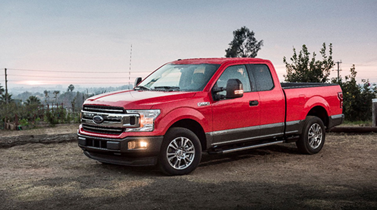 Ford offers f 150 model with diesel engine transport topics for Ford motor company incentives