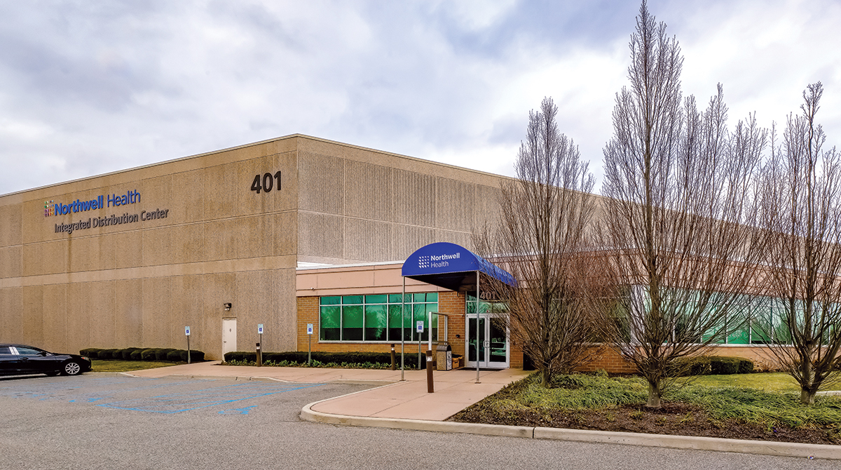 Northwell Health distribution center